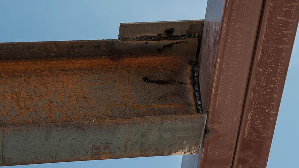 wood purlins with metal buildings west texas